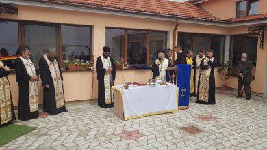 """Photo of (Galerie foto)Astăzi a fost inaugurată Casa de tip familial pentru copii """"Acoperământul Maicii Domnului"""" din Săulești"""