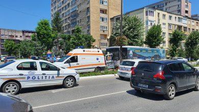 Photo of UPDATE. Pieton lovit pe trecere de un autobuz de transport local