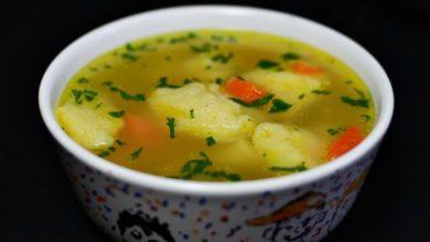 Photo of Supă de pui cu găluște