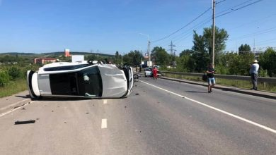 Photo of UPDATE.Hunedoara: Accident rutier mortal
