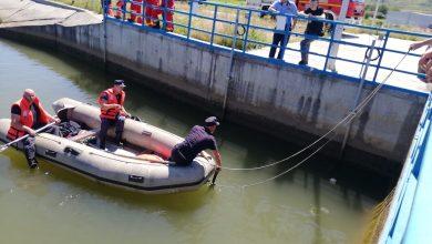 Photo of O fetiță de numai 7 ani a dispărut în această după-amiază în canalul de derivație a apei ce se află paralel cu râul Strei