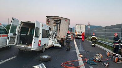Photo of Accident rutier grav pe autostradă. O persoană și-a pierdut viața, iar alte 4 au fost rănite