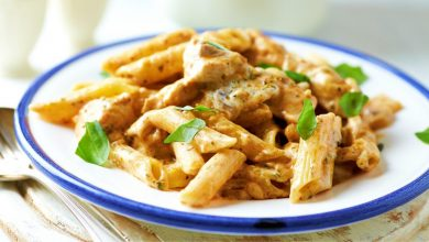 Photo of Penne cu pui Alfredo