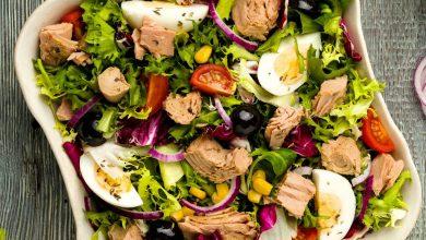 Photo of Salată cu ton şi ouă fierte
