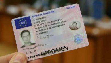 Photo of Valabilitatea permiselor de conducere care au expirat sau urmează să expire în perioada 1 februarie 2020 – 31 august 2020 se prelungește