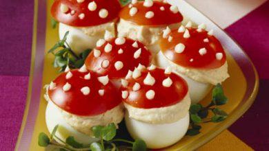 Photo of Ciupercuţe din ouă