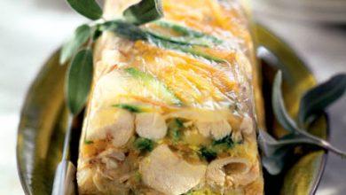 Photo of Terină de pui cu legume