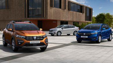 Photo of DACIA prezintă noile modele LOGAN, SANDERO și SANDERO STEPWAY