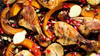 Photo of Pui la cuptor cu legume de toamnă