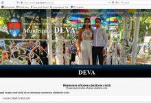 Photo of Mirii anului 2021 își pot programa online căsătoria civilă, pe site-ul Stării Civile Deva