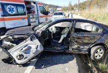 Photo of Accident cu 3 răniţi pe DN 66, în localitatea Băniţa. Circulaţia rutieră pe DN 66, între Băniţa şi Petroşani, este blocată în acest moment