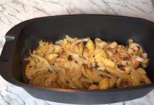 Photo of Ficat de pui cu ceapă și mere – o rețetă neobișnuită și foarte gustoasă!