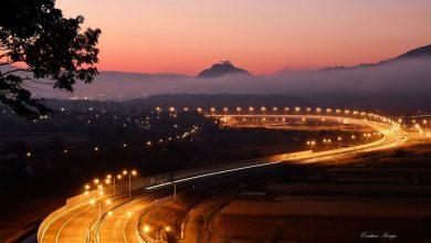 Photo of Dimineți de octombrie…spre Deva – Fotografia zilei