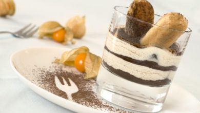 Photo of Desert: Tiramisu la pahar
