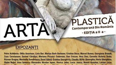 """Photo of Expoziție """"Artă Plastică Contemporană din România Ediția a II-a"""" în curtea Palatului Magna Curia."""