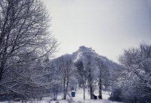 Photo of Cetatea Devei in plina iarnă…Fotografia zilei
