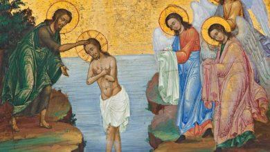 Photo of Sfântul Ioan Botezătorul. Aproximativ două milioane de români îşi sărbătoresc onomastica