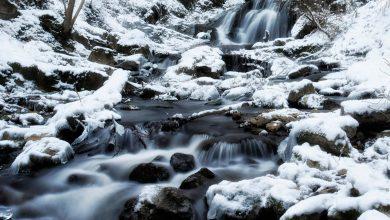 Photo of Cascada de sub pestera Cioclovina – Fotografia zilei