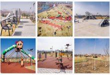 """Photo of (Galerie foto)În municipiul Orăștie, unde, pe un teren unde nu era nimic, a """"crescut"""" un parc frumos, cu multiple funcționalități."""