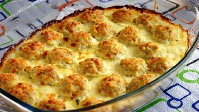 Photo of Chifteluțe de pui fine și suculente, în sos alb